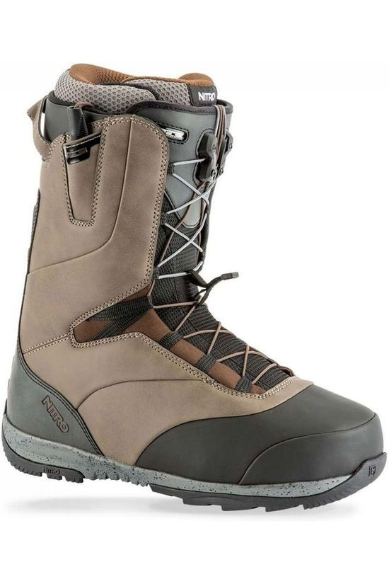 Nitro Snowboard Boot Venture Tls brown/black