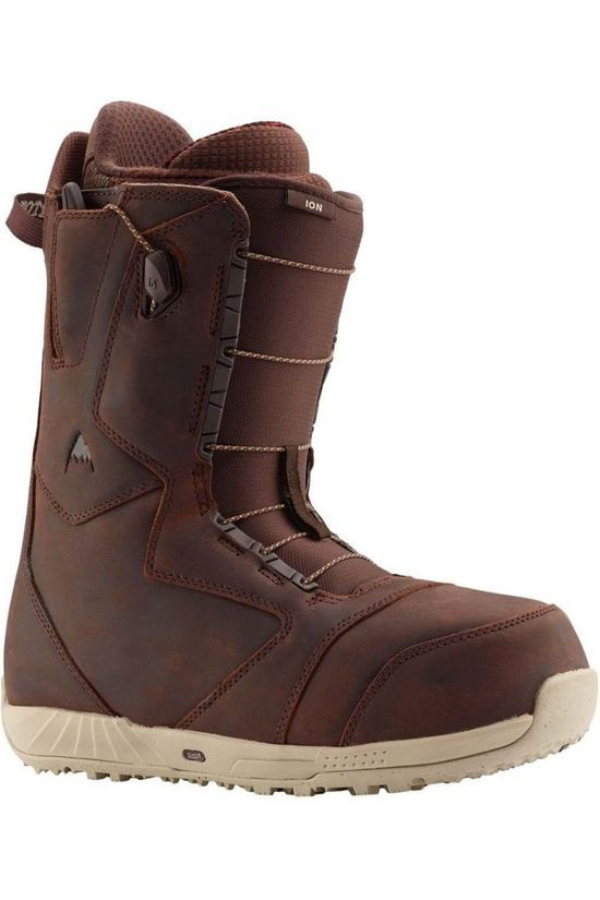 Burton Snowboard Boot Ion Leather dark brown