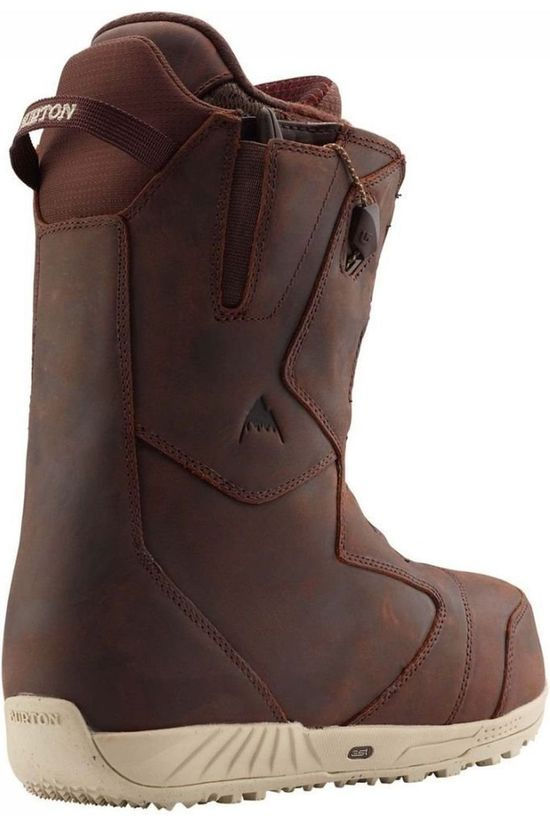 Burton Snowboardboot Ion Leather Donkerbruin