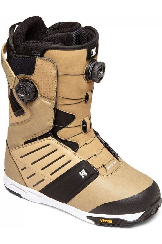 DC Snowboard Boot Judge Boa mid brown