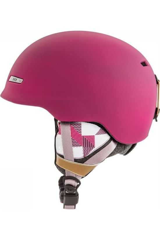 Roxy Skihelm Power Angie Fuchsia