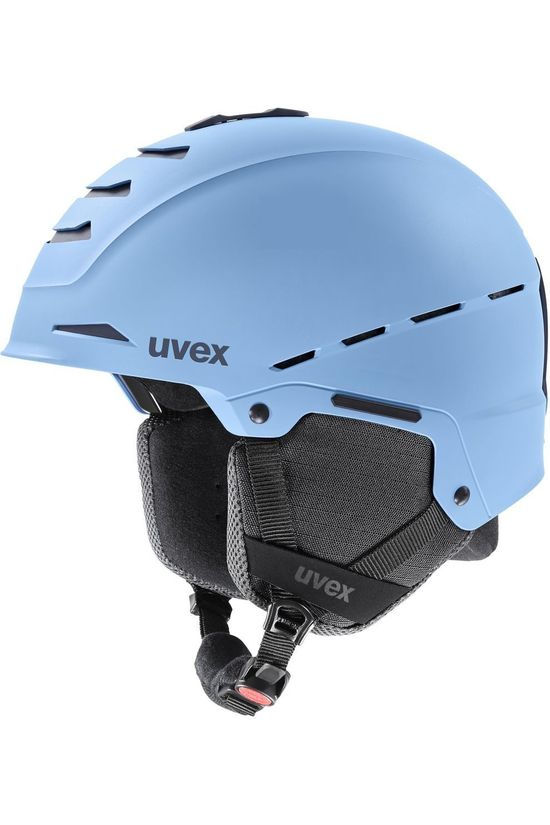 Uvex Ski Helmet Legend WMS light blue