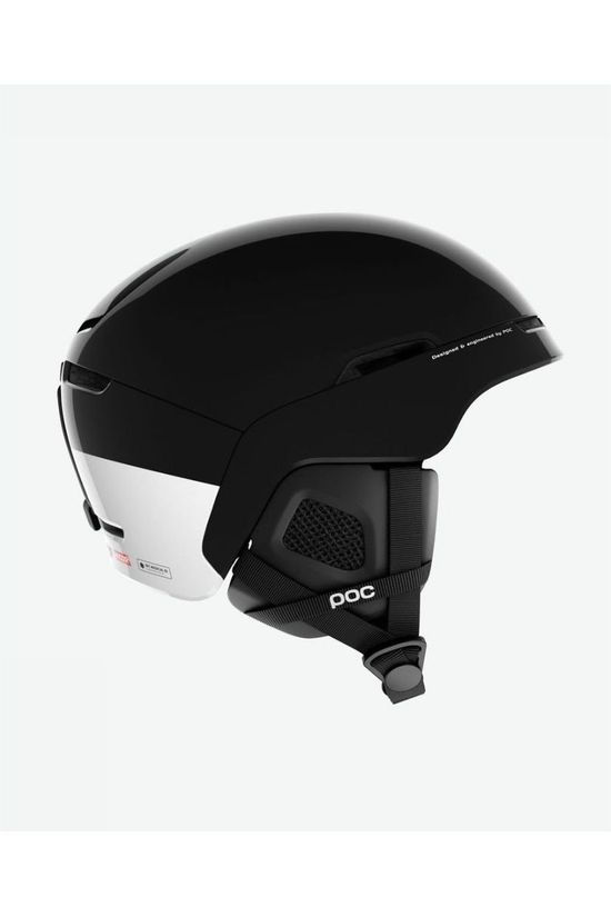 POC Ski Helmet Obex Backcountry Spin black/white