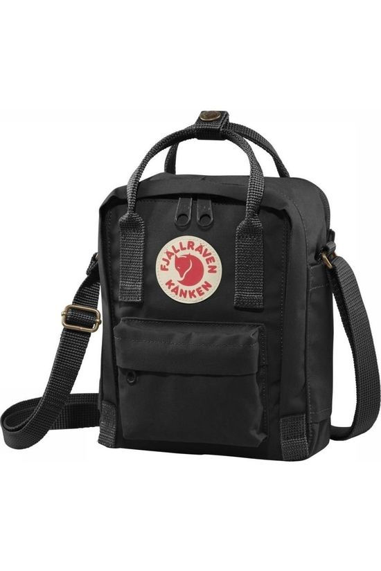 Fjällräven Shoulder Bag Kanken Sling black