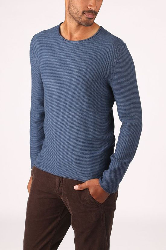 Marc O'Polo Pullover 029607560696 mid blue