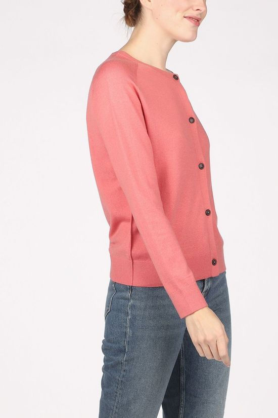 Marc O'Polo Cardigan M09511861379 Middenroze