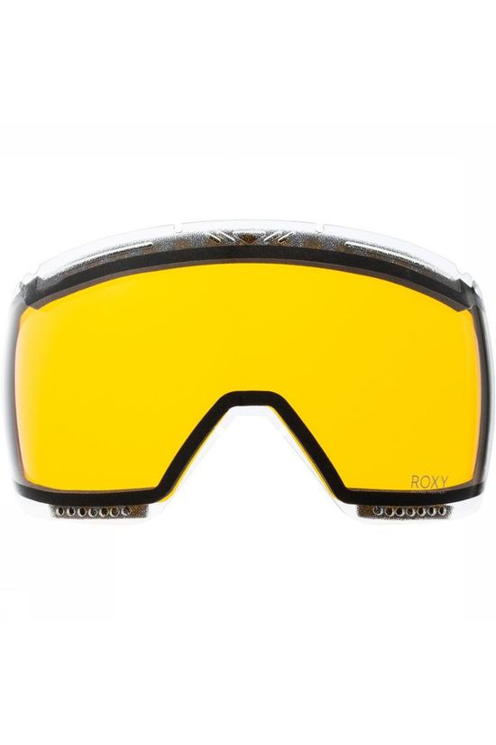 Roxy Ski Goggles Hubble orange
