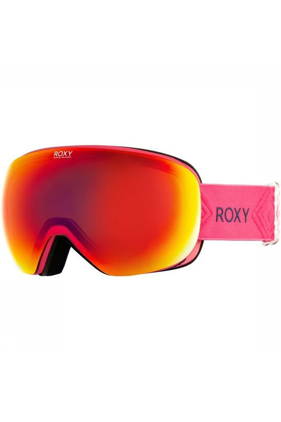 Roxy Ski Goggles Popscreen light pink/red