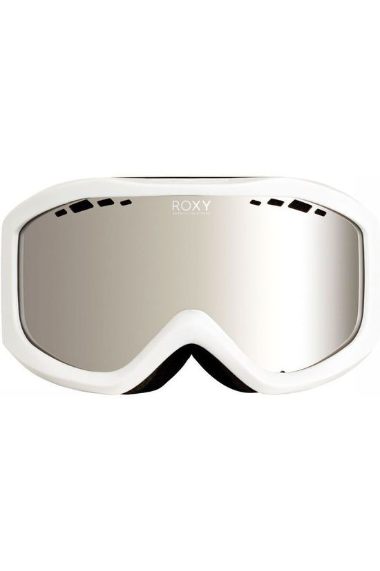 Roxy Ski Goggles Sunset Mirror white/silver