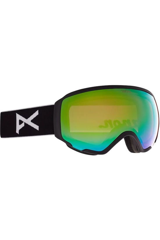 Anon Ski Goggles Wm1 With Spare black/green