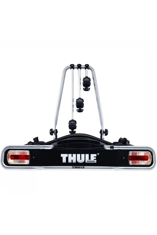 Thule Porte-Vélo Euroride 3 Bike 7 Pin Update Pas de couleur / Transparent