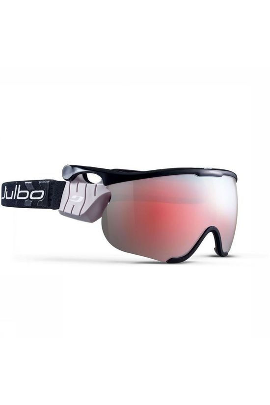Julbo Ski Goggles Sniper L black/light grey