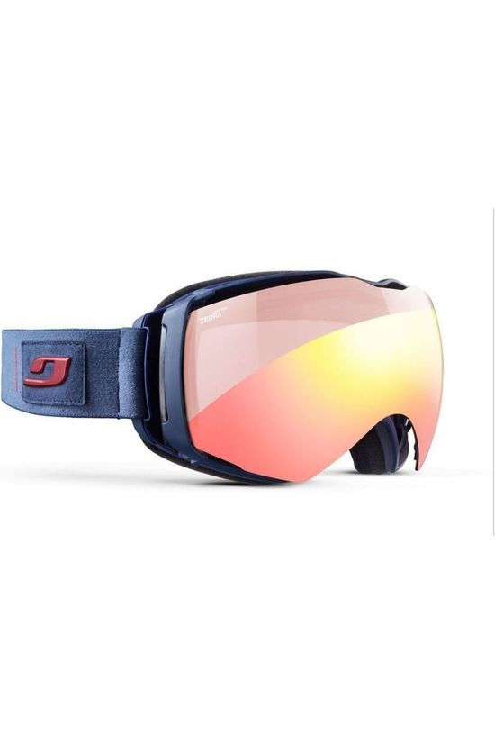 Julbo Ski Goggles Aerospace dark blue