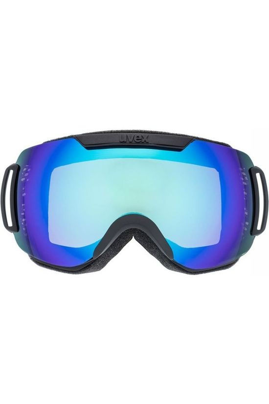 Uvex Ski Goggles Downhill 2000 Cv black/green