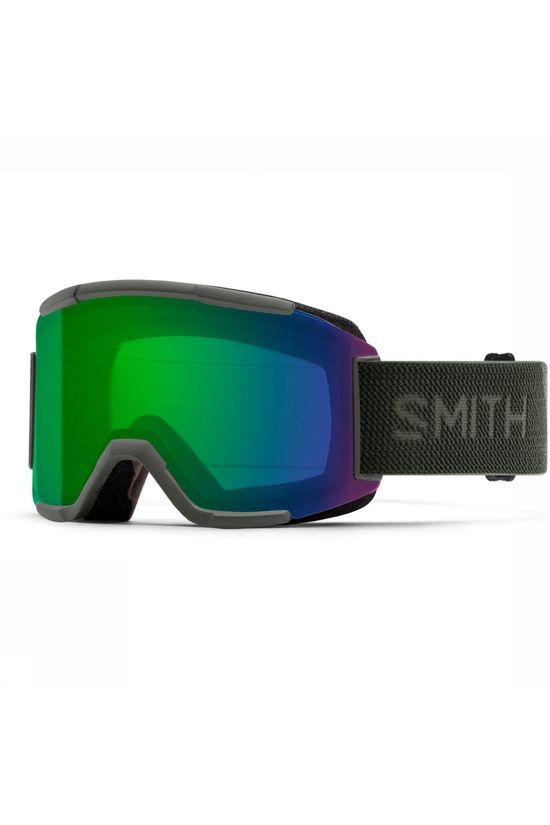 Smith Skibril Squad Extra Lens Middengroen/Groen