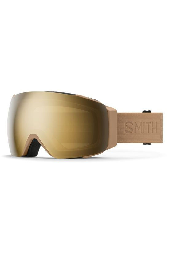 Smith Ski Goggles I/O Mag gold
