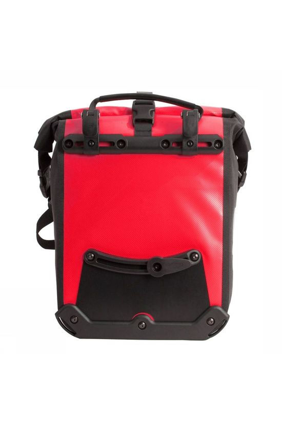 Ortlieb Bike Bag Front Front Roller Classic mid red