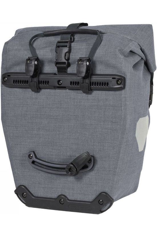 Ortlieb Bike Bag Back Back Roller Urban Blue (Jeans)