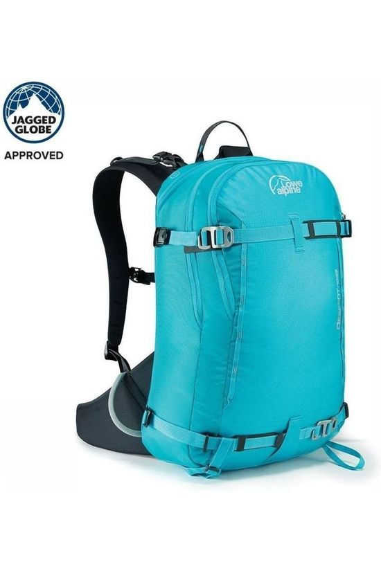 Lowe Alpine Backpack Descent Nd23 Turquoise
