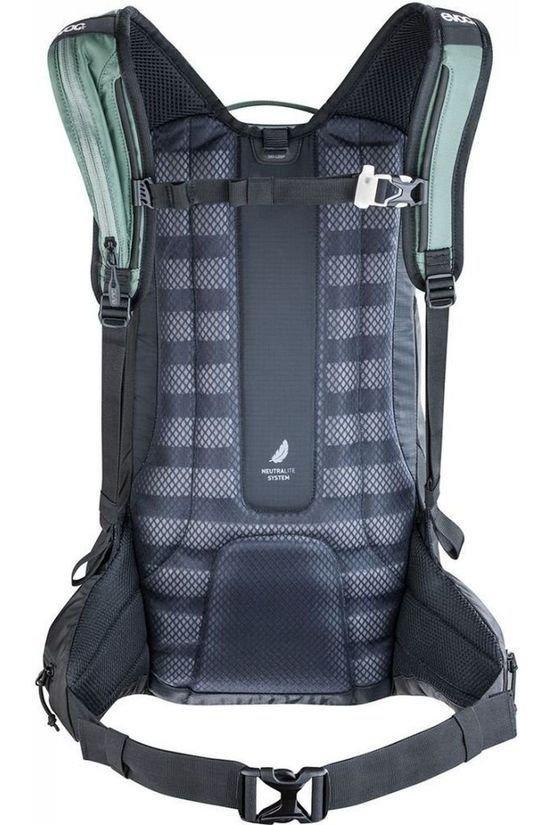 Evoc Backpack Line 18L mid green