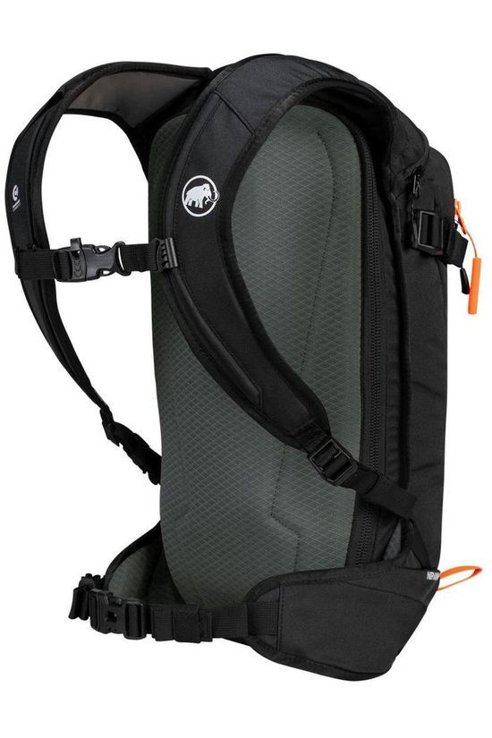 Mammut Backpack Nirvana 18 black