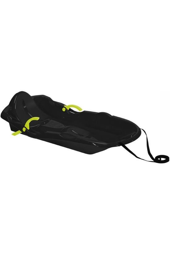 TSL Sled Weez 2 Places Black/Lime Green