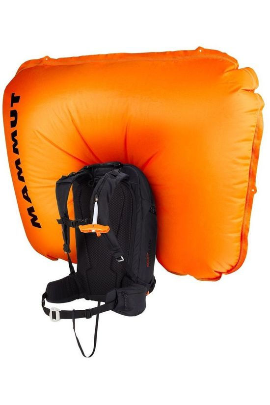 Mammut Snow Safety Pro X Removable Airbag 3.0 black