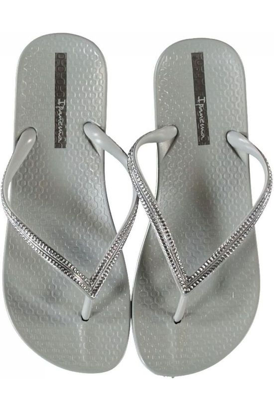 Ipanema Slipper Anatomic Mesh Zilver