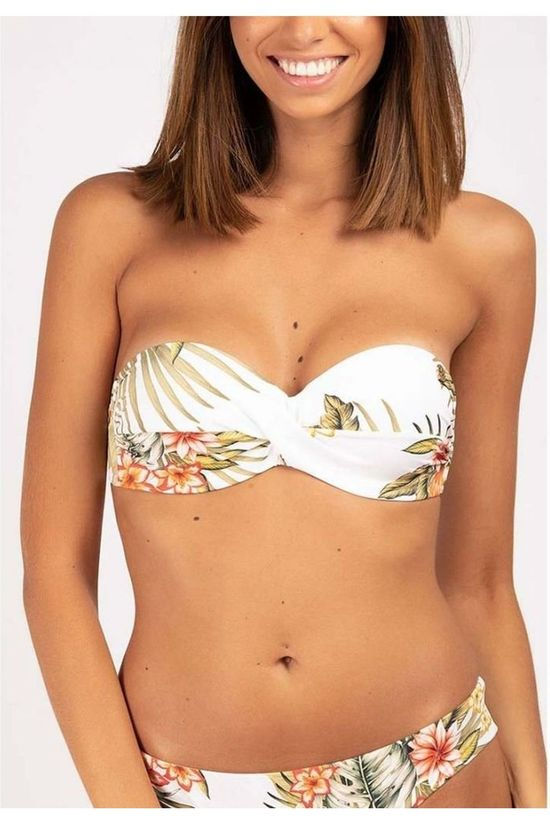Banana Moon Bra Sakata Lahaina Off White/Ass. Flower