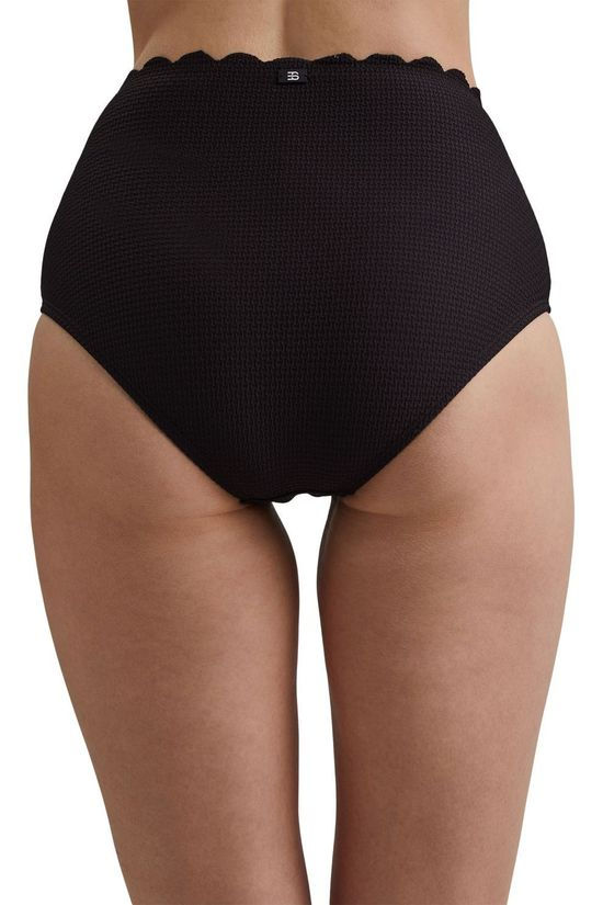 Esprit Slip Barrit High Waist Brief Noir