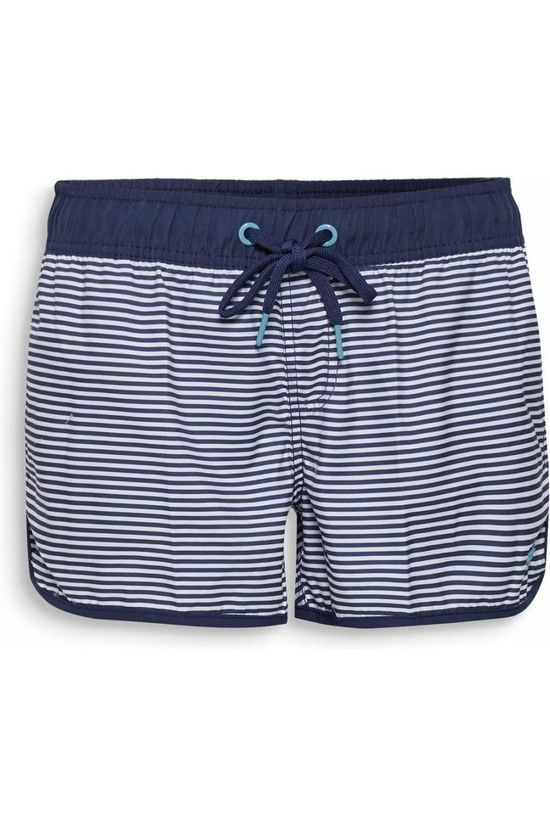 Esprit Shorts Clearwater Acc Woven Shorts Navy Blue