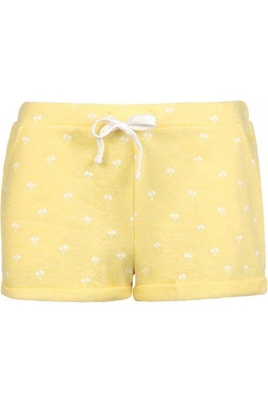 Protest Shorts Roshi 19 light yellow