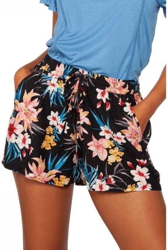 Protest Shorts Jeanne Shorts Black/Ass. Flower
