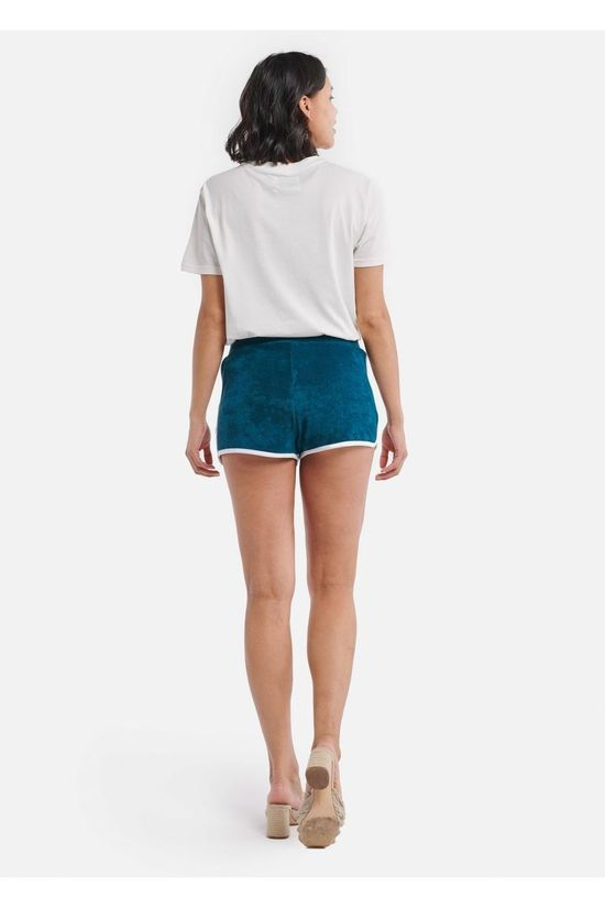 Shiwi Shorts Ladies Terry Short dark green