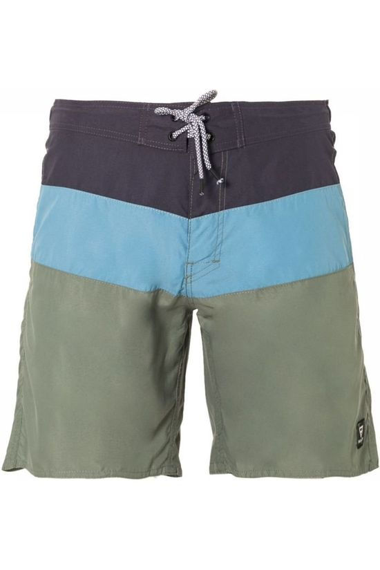 Brunotti Swim Shorts Catamaran Navy Blue/Mid Khaki