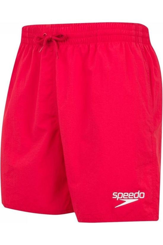Speedo Swim Shorts Essentials 16 red