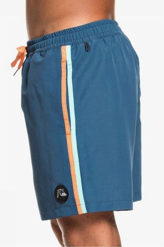 Quiksilver Zwemshort Beach Please Volley 16 Blauw
