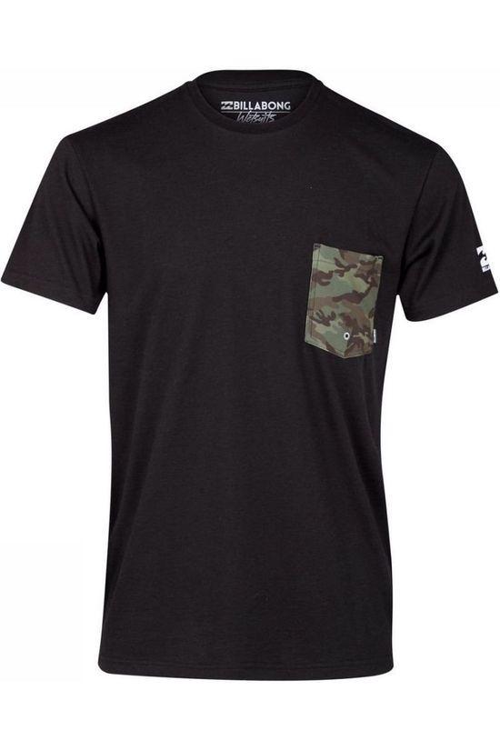 Billabong UV Clothing Team Pocket Tee black