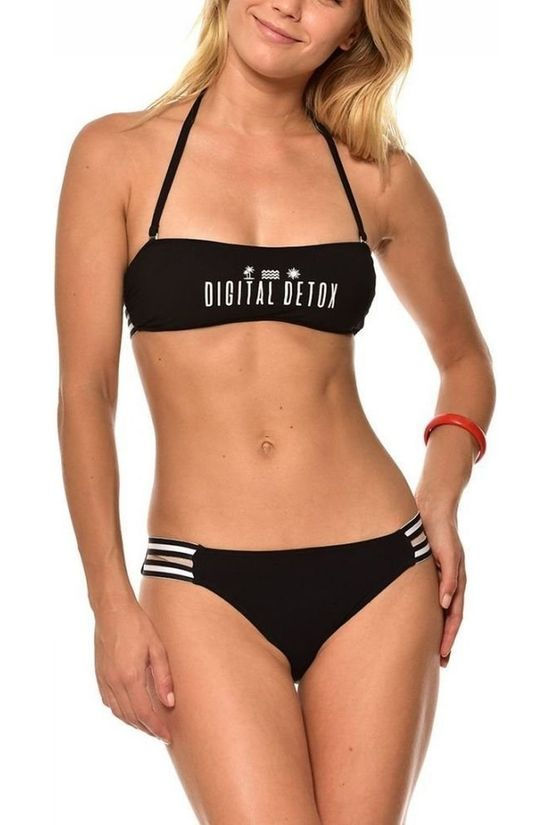 Banana Moon Bikini Beachbabe Chill + Bosio black