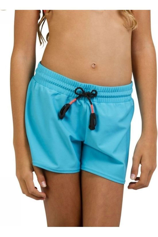 Protest Shorts Annalena Turquoise