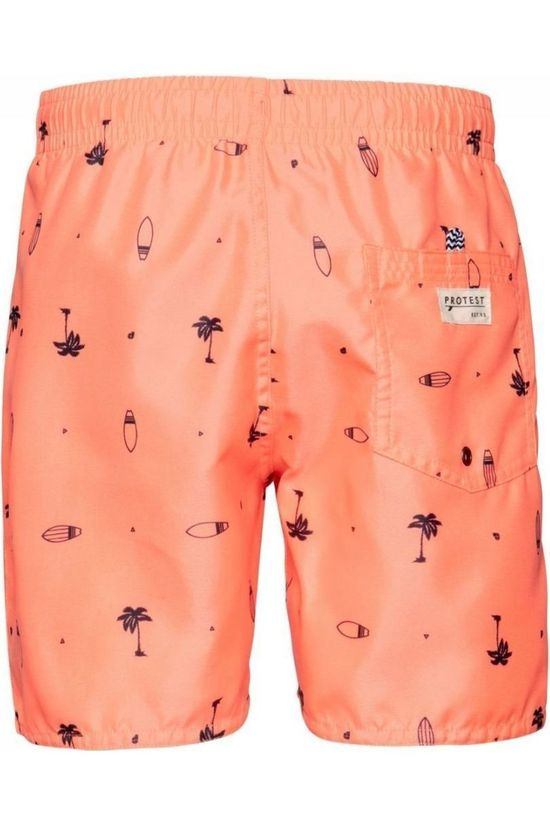 Protest Swim Shorts Rocco Jr Orange/Assorted / Mixed