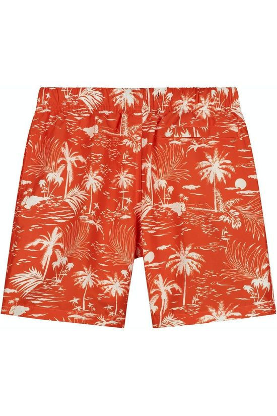 Shiwi Short De Bain Kauai Orange/Assorti / Mixte