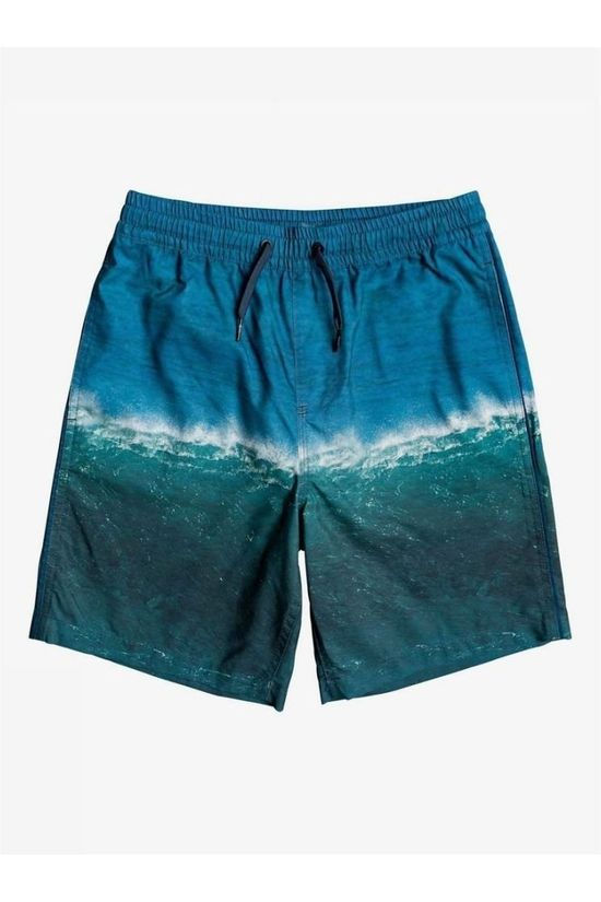 Quiksilver Swim Shorts Jetlag Dreams Volley Youth 15 Blue/Assorted / Mixed