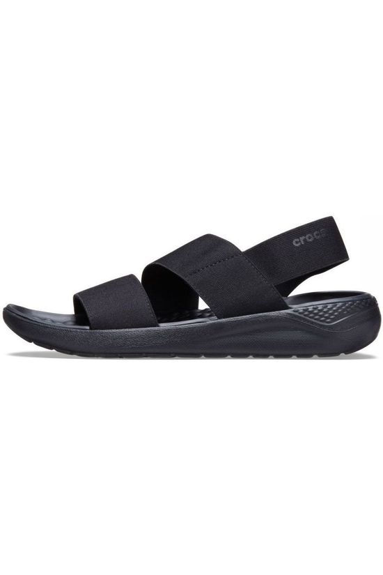 Crocs Sandal Literide Stretch Sandal black