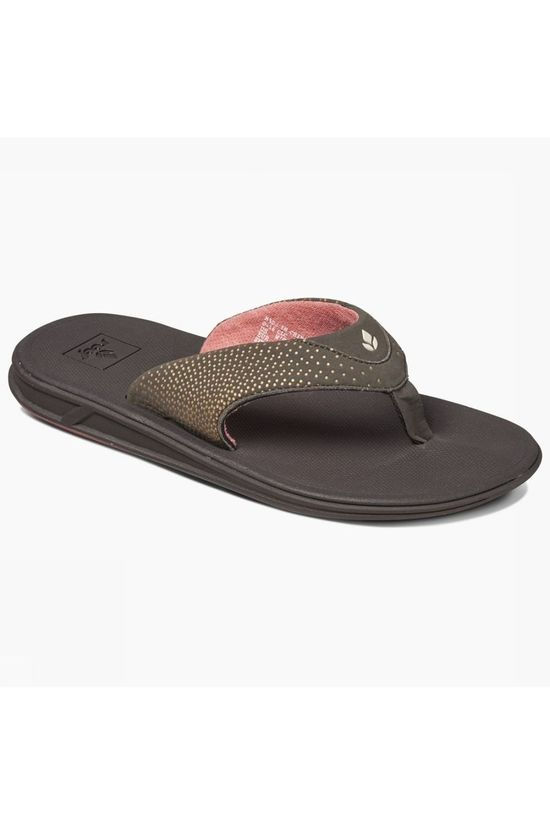 Reef Flip Flop Rover dark brown