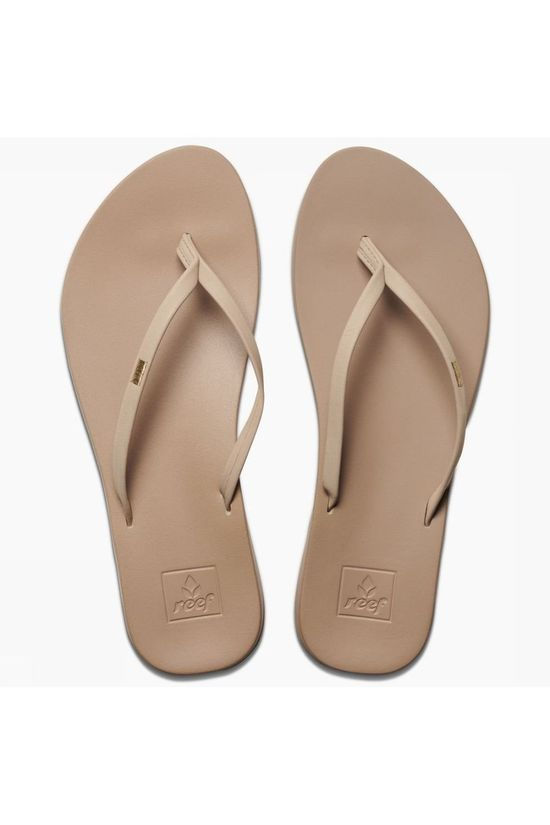 Reef Flip Flop Cushion Bounce Slim light brown