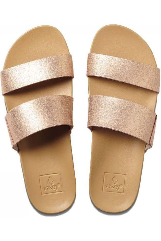Reef Slipper Cushion Bounce Vista Goud