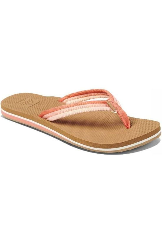 Reef Slipper Voyage Lite Beach Middenroze
