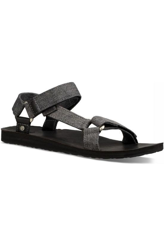 Teva Sandal Original Universal Denim Black/Dark Grey Marle