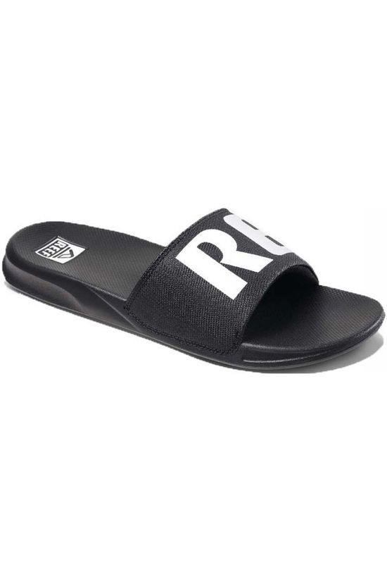 Reef Tongs One Slide Noir/Blanc